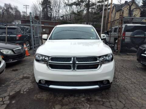 2012 Dodge Durango for sale at Six Brothers Auto Sales in Youngstown OH