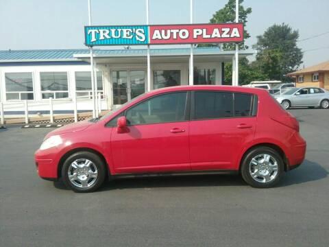 2007 Nissan Versa for sale at True's Auto Plaza in Union Gap WA