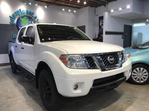 2018 Nissan Frontier for sale at PRIUS PLANET in Laguna Hills CA