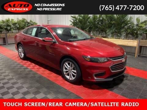 2016 Chevrolet Malibu for sale at Auto Express in Lafayette IN
