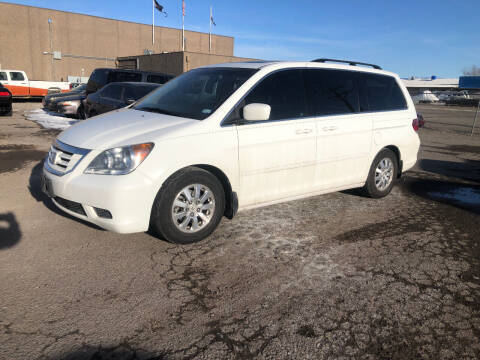 2010 Honda Odyssey for sale at Mikes Auto Inc in Grand Junction CO