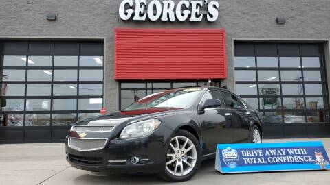 2011 Chevrolet Malibu for sale at George's Used Cars - Pennsylvania & Allen in Brownstown MI