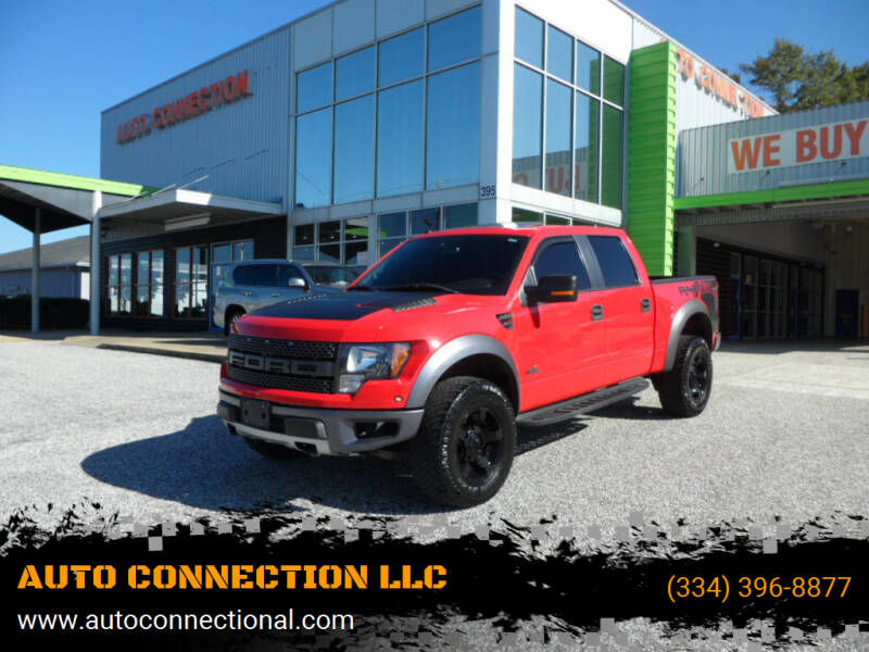 2012 Ford F-150 for sale at AUTO CONNECTION LLC in Montgomery AL