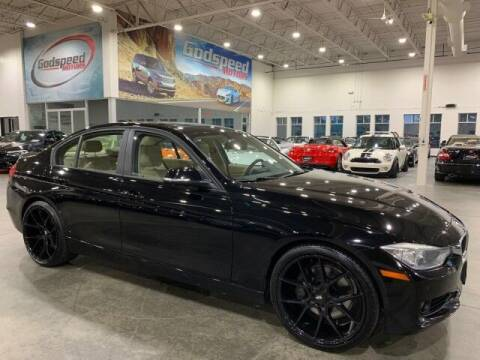2012 BMW 3 Series for sale at Godspeed Motors in Charlotte NC