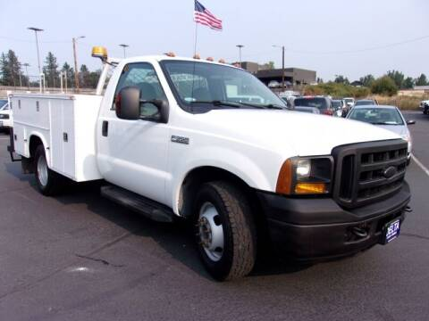 2007 Ford F-350 Super Duty for sale at Delta Auto Sales in Milwaukie OR