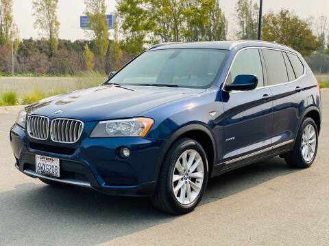2013 BMW X3 for sale at Silmi Auto Sales in Newark CA