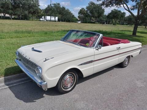 1963 Ford Falcon for sale at Premier Motorcars in Bonita Springs FL