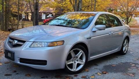 2005 Acura TL for sale at JR AUTO SALES in Candia NH