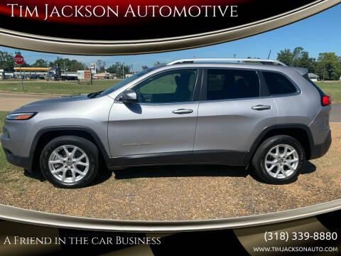 2017 Jeep Cherokee for sale at Auto Group South - Tim Jackson Automotive in Jonesville LA