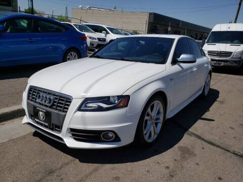 2011 Audi S4 for sale at High Line Auto Sales in Salt Lake City UT