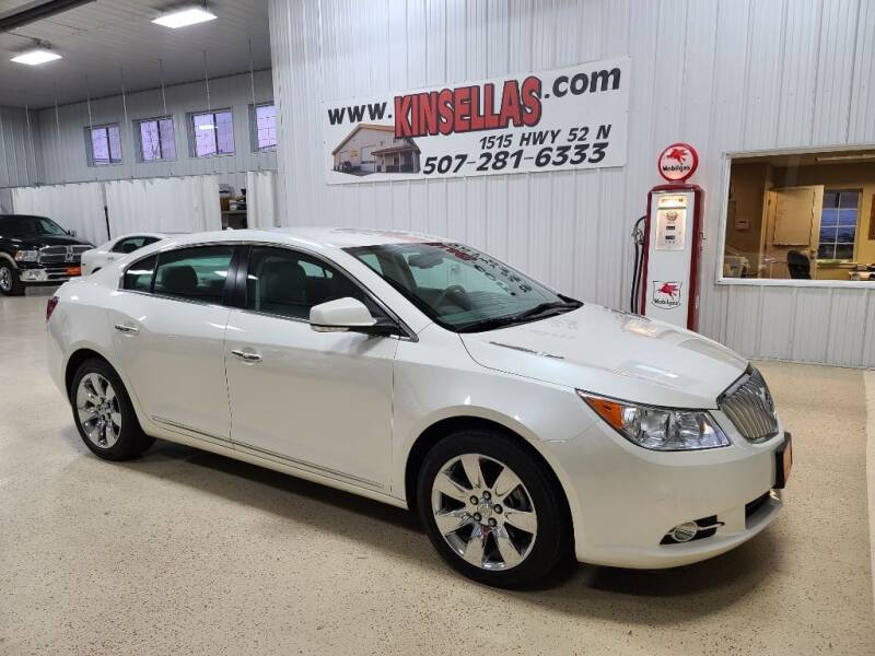 2011 Buick LaCrosse for sale at Kinsellas Auto Sales in Rochester MN