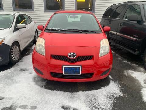 2009 Toyota Yaris for sale at Ron's Auto Sales in Washington ME