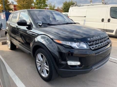2014 Land Rover Range Rover Evoque for sale at Excellence Auto Direct in Euless TX