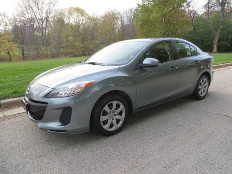 2012 Mazda MAZDA3 for sale at EZ Motorcars in West Allis WI