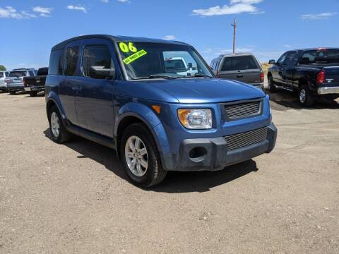 2006 Honda Element for sale at HORSEPOWER AUTO BROKERS in Fort Collins CO