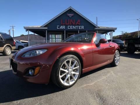 2011 Mazda MX-5 Miata for sale at LUNA CAR CENTER in San Antonio TX