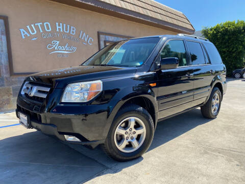 2007 Honda Pilot for sale at Auto Hub, Inc. in Anaheim CA
