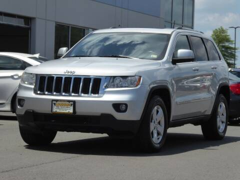 2012 Jeep Grand Cherokee for sale at Loudoun Used Cars - LOUDOUN MOTOR CARS in Chantilly VA