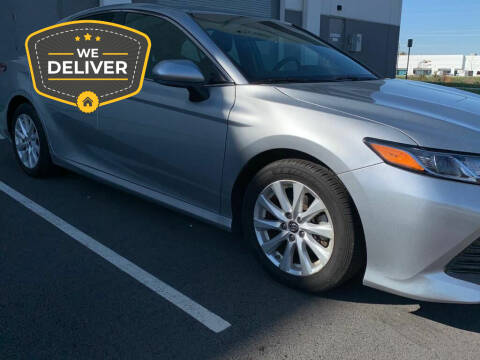2018 Toyota Camry for sale at Dulles Cars in Sterling VA