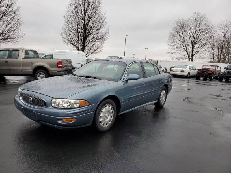 2001 Buick LeSabre for sale at Boardman Auto Exchange in Youngstown OH
