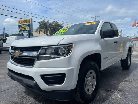 2016 Chevrolet Colorado for sale at RoMicco Cars and Trucks in Tampa FL