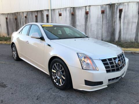 2012 Cadillac CTS for sale at Best Choice Auto Sales in Lexington KY