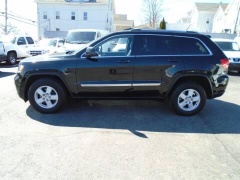 2011 Jeep Grand Cherokee for sale at Gemini Auto Sales in Providence RI