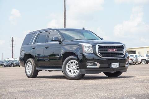 2019 GMC Yukon for sale at Douglass Automotive Group - Douglas Chevrolet Buick GMC in Clifton TX