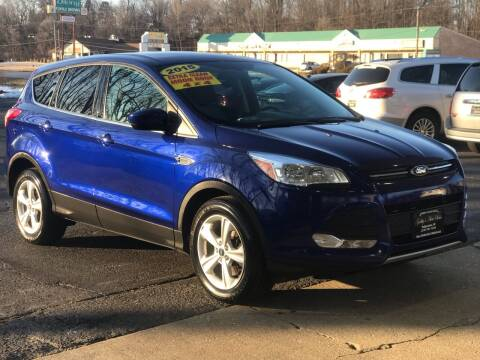 2015 Ford Escape for sale at GABBY'S AUTO SALES in Valparaiso IN