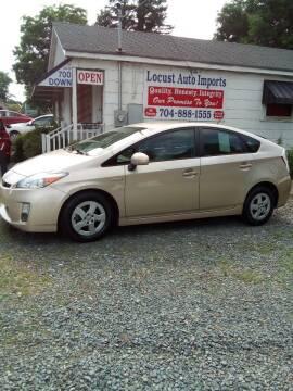 2011 Toyota Prius for sale at Locust Auto Imports in Locust NC