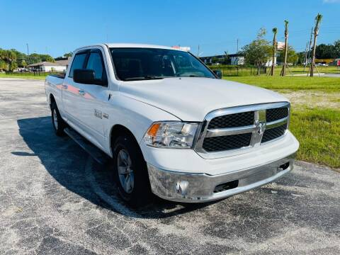 2017 RAM Ram Pickup 1500 for sale at AUTO PLUG in Jacksonville FL