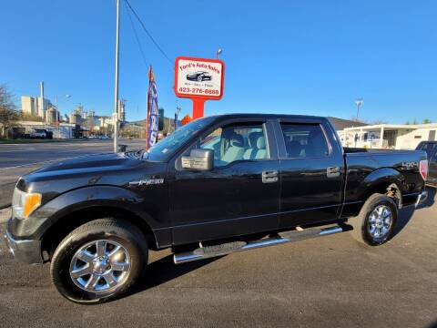 2013 Ford F-150 for sale at Ford's Auto Sales in Kingsport TN