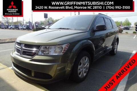 2017 Dodge Journey for sale at Griffin Mitsubishi in Monroe NC