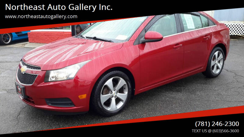 2011 Chevrolet Cruze for sale at Northeast Auto Gallery Inc. in Wakefield Ma MA