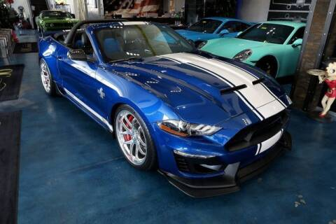 2018 Ford Mustang for sale at OC Autosource in Costa Mesa CA