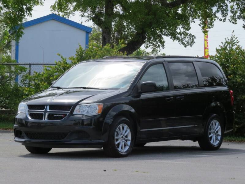 2014 Dodge Grand Caravan for sale at DK Auto Sales in Hollywood FL