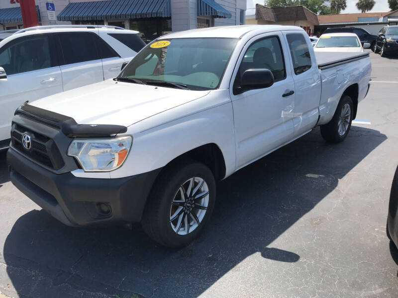 2015 Toyota Tacoma for sale at Riviera Auto Sales South in Daytona Beach FL