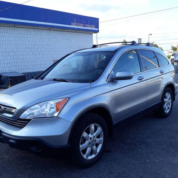 2008 Honda CR-V for sale at 1A Auto Mart Inc in Smyrna TN
