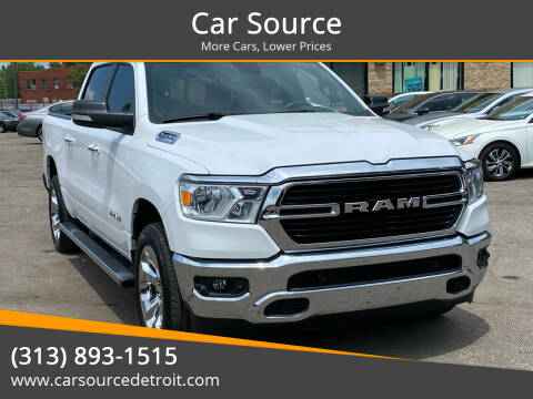 2019 RAM Ram Pickup 1500 for sale at Car Source in Detroit MI