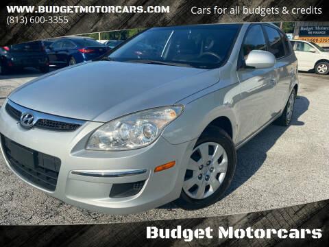 2010 Hyundai Elantra Touring for sale at Budget Motorcars in Tampa FL