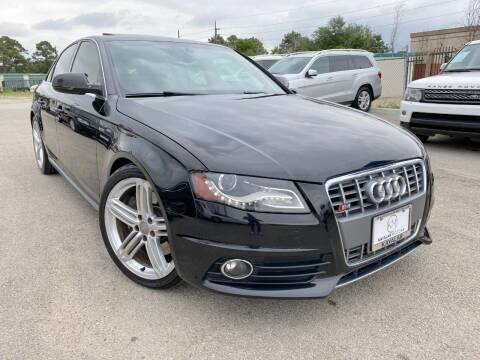 2011 Audi S4 for sale at KAYALAR MOTORS in Houston TX
