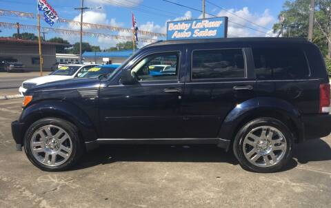 2011 Dodge Nitro for sale at Bobby Lafleur Auto Sales in Lake Charles LA