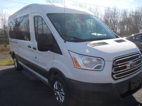 2017 Ford Transit Passenger for sale at Adams Automotive in Hermon ME
