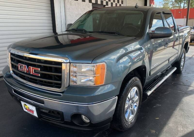 2010 GMC Sierra 1500 for sale at Tiny Mite Auto Sales in Ocean Springs MS