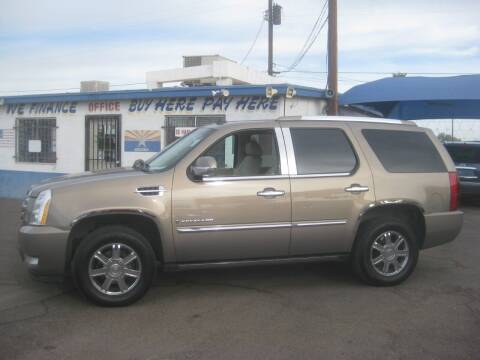 2007 Cadillac Escalade for sale at Town and Country Motors - 1702 East Van Buren Street in Phoenix AZ