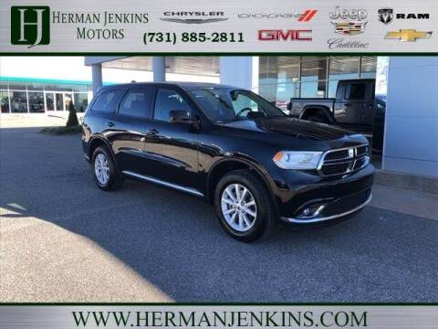 2020 Dodge Durango for sale at Herman Jenkins Used Cars in Union City TN