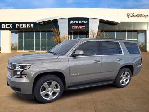 2019 Chevrolet Tahoe for sale at AutoJacksTX.com in Nacogdoches TX