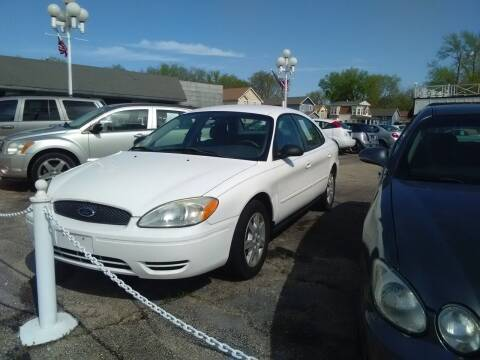 2006 Ford Taurus for sale at Autos Inc in Topeka KS