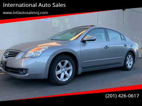2008 Nissan Altima for sale at International Auto Sales in Hasbrouck Heights NJ