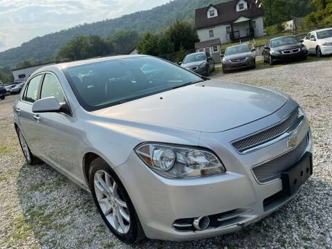 2009 Chevrolet Malibu for sale at Ron Motor Inc. in Wantage NJ